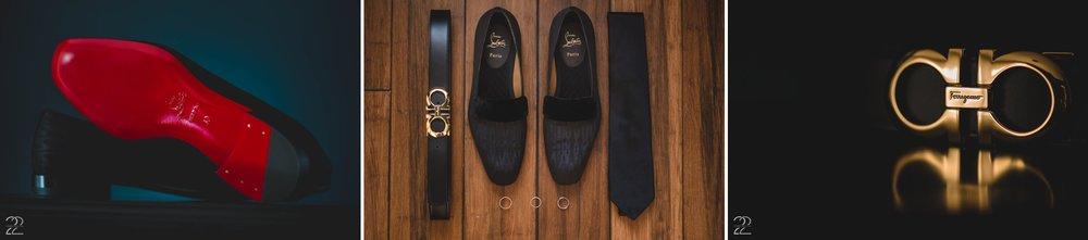 Groom Fashion | Christian Louboutin Wedding Shoes | Ferragamo Belt | High Fashion Wedding Photography | Dayton Wedding Photographer | Dayton Art Institute Weddings | Columbus Wedding Photographer