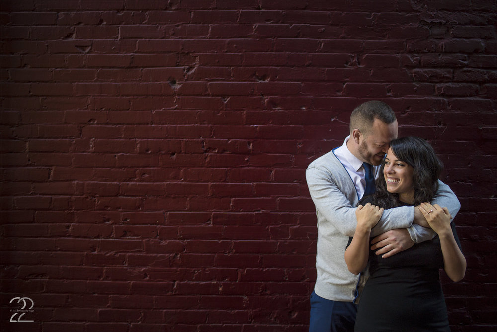 Gastown Engagement Photos | Vancouver Engagement Photography | Downtown Vancouver Engagement Photos | Wedding Photographers in Vancouver | Portland Wedding Photographers