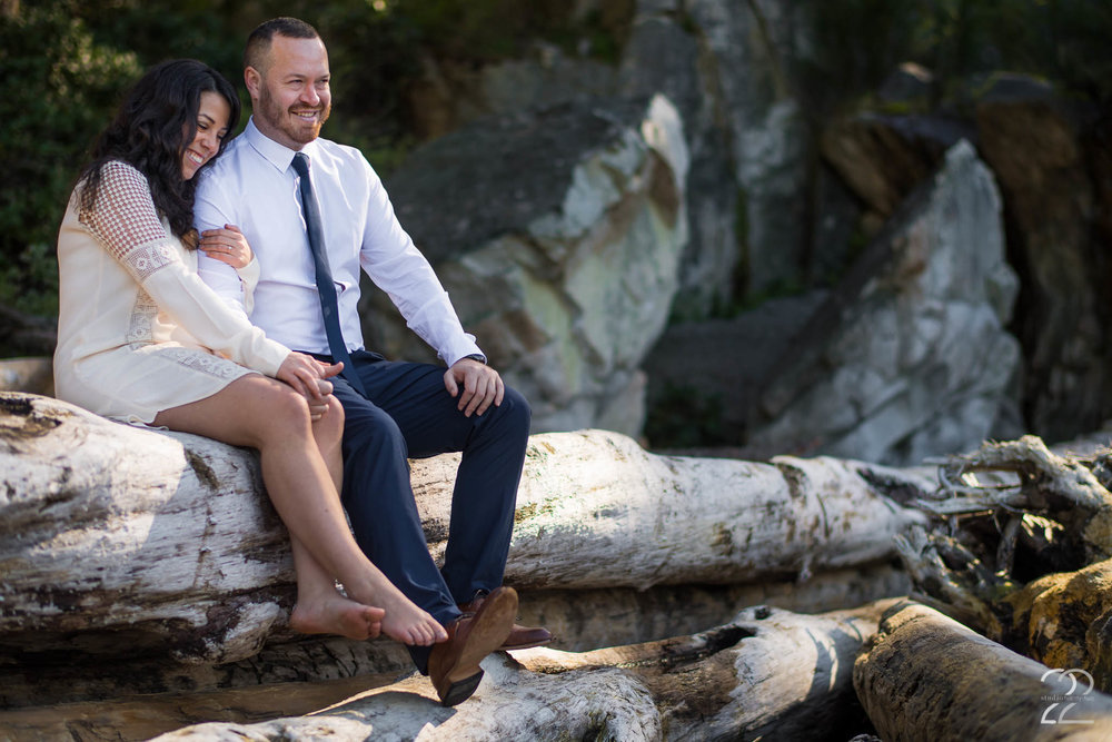 Lighthouse Park Vancouver | Lighthouse Park Engagement Photos | Vancouver Wedding Photographers | Best Vancouver Wedding Photographers | Vancouver Engagement Photo Locations