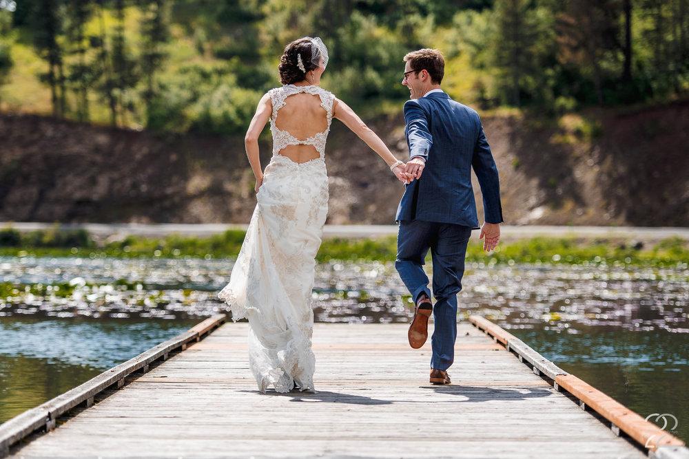 Fun Wedding Portraits | Spokane Wedding Photography | Coeur D'Alene Wedding Photographers | Coeur D'Alene Wedding Photography | Seattle Wedding Photographers | Portland Wedding Photographers
