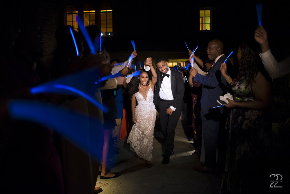 Greenacres Wedding Photos | Glow Stick Wedding Exits | Cincinnati Wedding Photographers | Cincinnati Wedding Photos | Dayton Wedding Photographers | Destination Wedding Photography