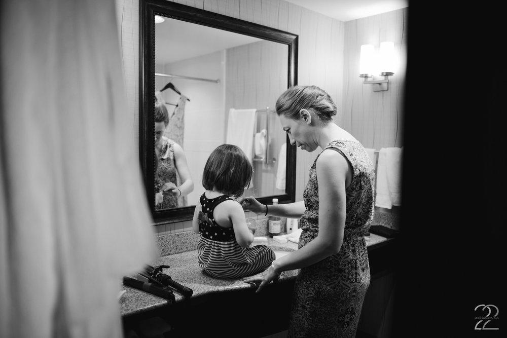 Dayton Wedding Photographers | Wedding Day Photojournalism