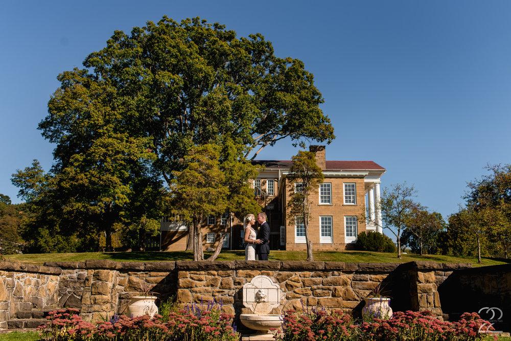 Bryn Du Mansion Weddings | Wedding Photos at Bryn Du Mansion | Columbus Wedding Photographers | Columbus Wedding Photography