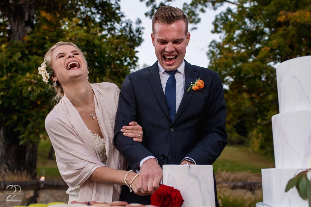 Bryn Du Mansion Weddings | Columbus Wedding Photographers | Wedding Photography in Columbus | Columbus Wedding Venues | Weddings at Bryn Du Mansion | Blush Arrow Cakes