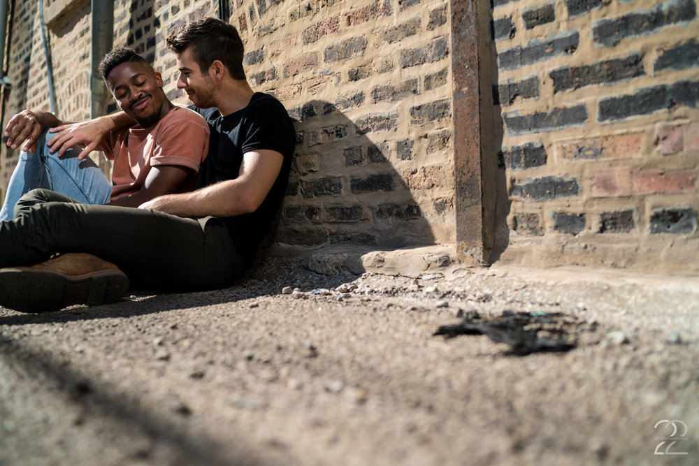 Downtown Chicago Engagement Photos | LGBTQ Friendly Photographers | Same Sex Couples Photos | Chicago Wedding Photographers