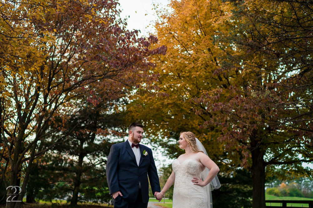 Warrenwood Manor | Wedding Photographers in Lexington | Louisville Wedding Photographer | Autumn Wedding Inspiration | Sony A9 Wedding
