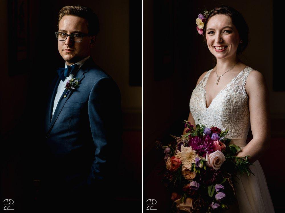 Wedding Portraits in Cincinnati