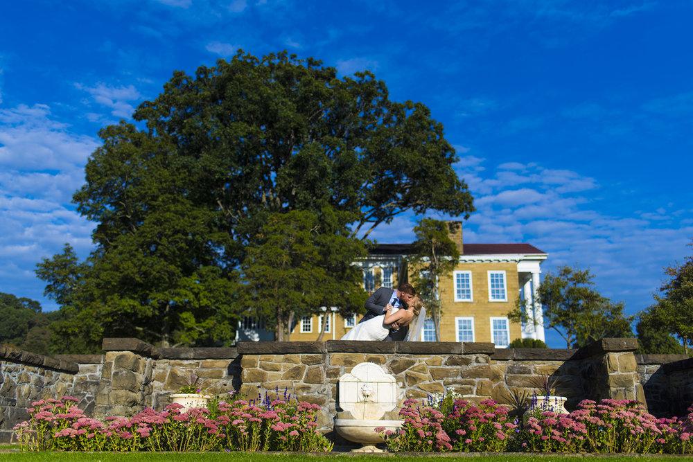 Weddings at Bryn Du Mansion - Columbus Wedding Photographers - Studio 22 Photography