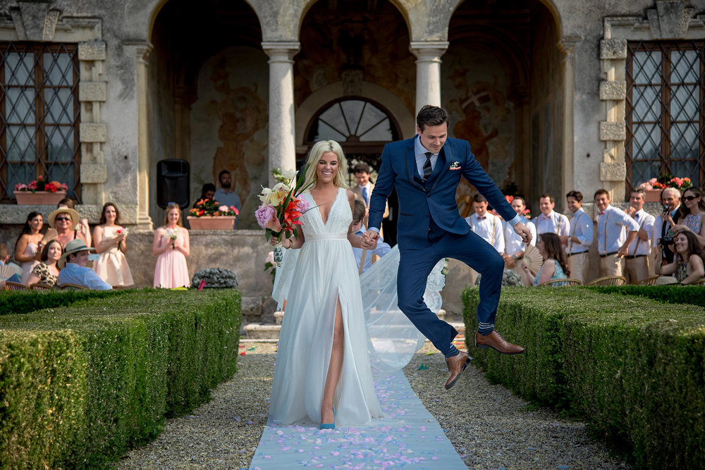 Destination Weddings in Italy - Villa Zambonina Wedding - Studio 22 Photography
