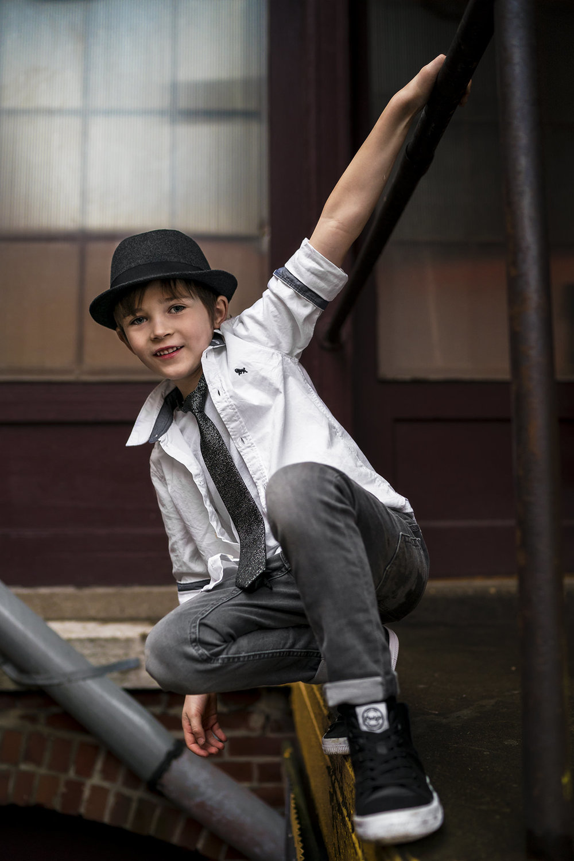 Child Actor Portraits