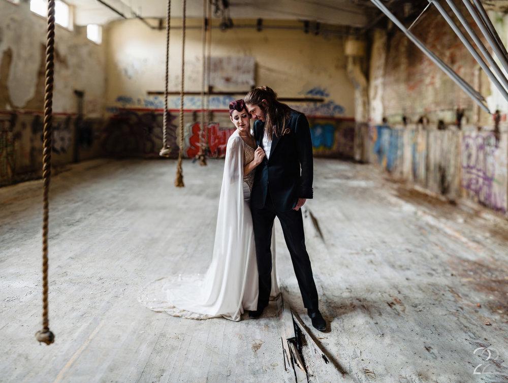Brenizer Method - Cincinnati Wedding Photographer - Studio 22