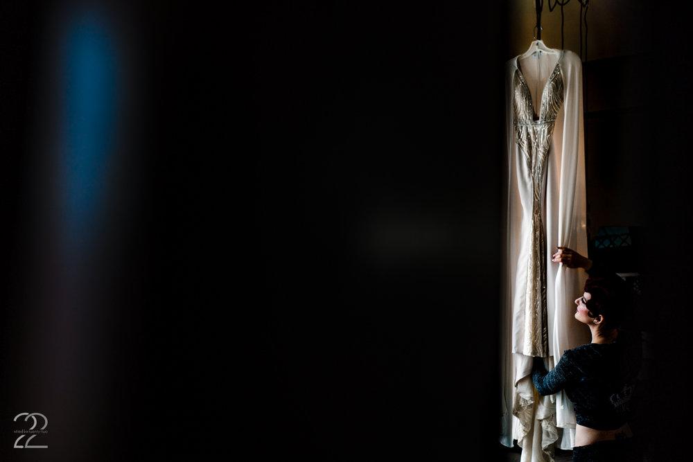 Hotel Covington Wedding Photos - Studio 22 Photography