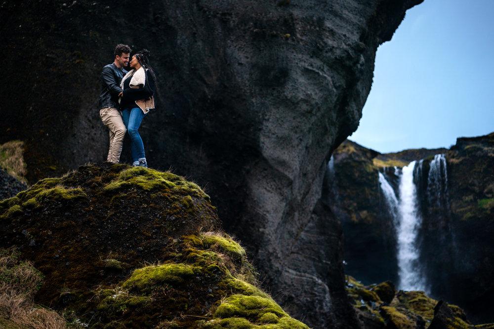 Iceland Engagement Photos