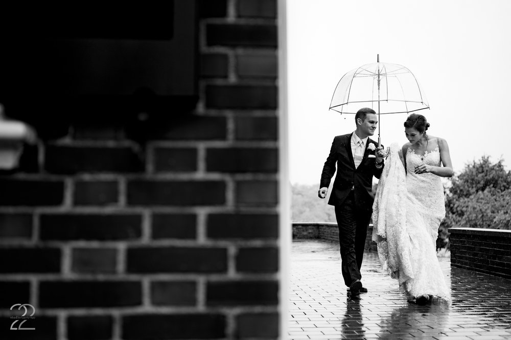 Wedding portraits do not have to be static. Often times when Megan captures in between moments, they end up being some of the most genuine and beautiful photos and the couples adore them.