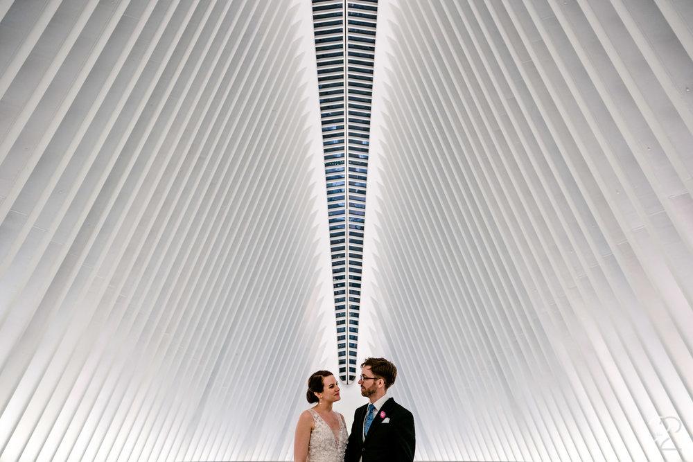 Oculus Wedding Photos New York City