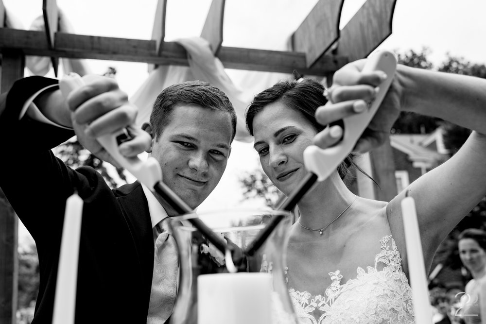 Two lives but their hearts now become one. We love when special traditions or ceremonies are added to a wedding. These personal touches make your day more memorable, and give bountiful opportunities for beautiful wedding photos.