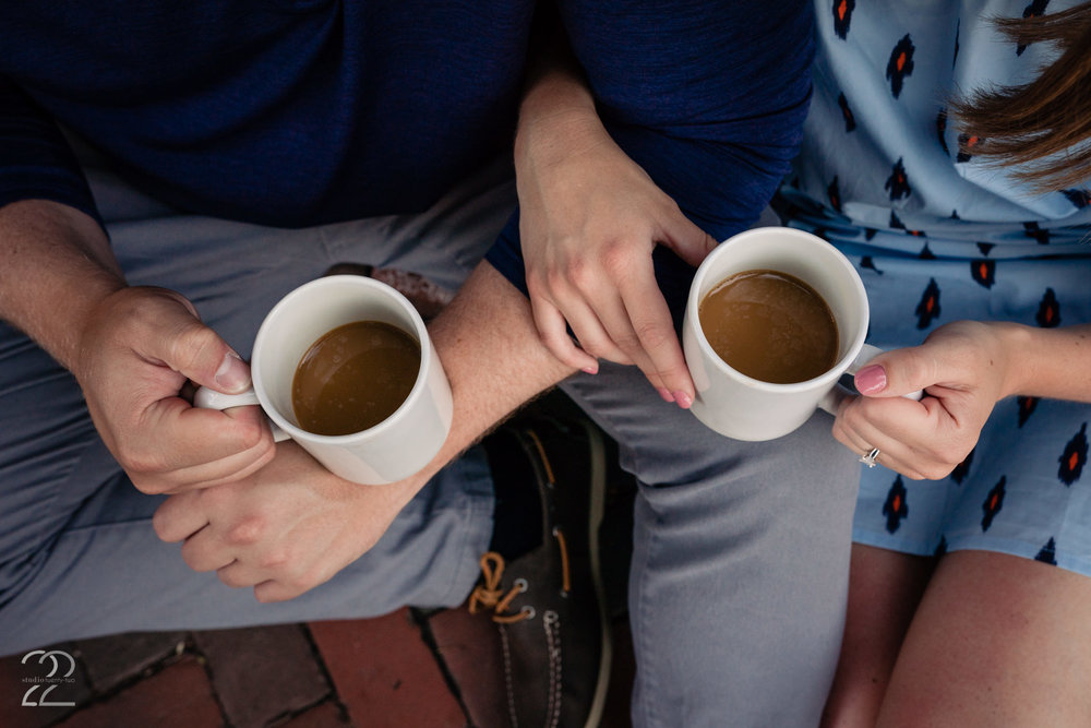 Megan Allen wants to capture the small parts of what makes the two of you, you. This could be as simple as your daily coffee ritual. It may not seem special to an outsider, but it will mean the world to you.
