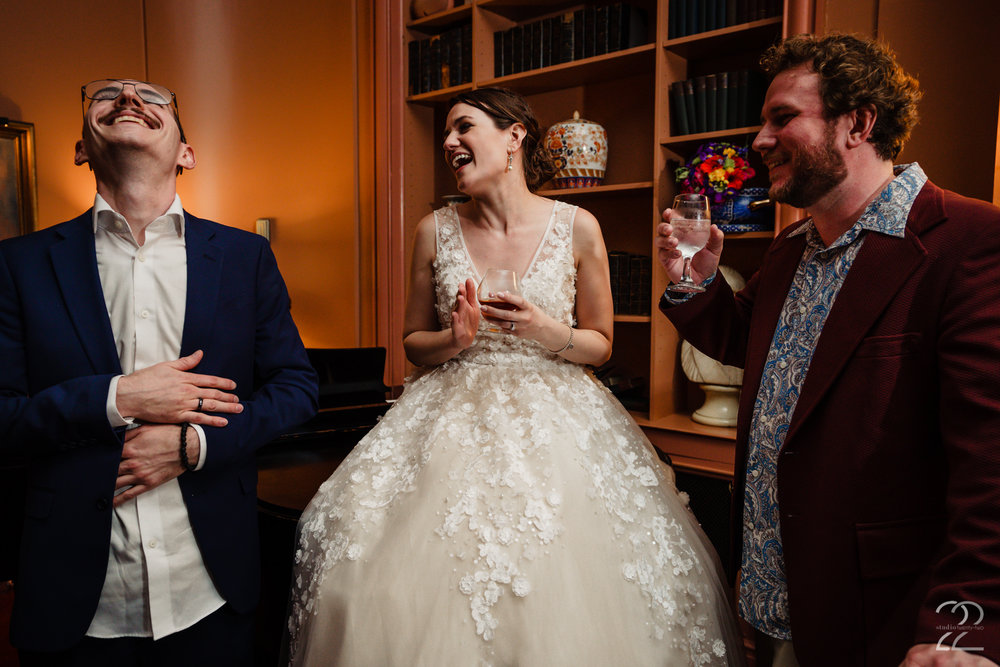 Whether it is your college roommate or your second cousin twice removed, make sure to take a minute to connect with your guests. You invited these people because they mean something to you, they came because you mean something to them. Weddings are about those connections and relationships. There is something extraordinary about the celebration of two people starting the next chapter in their lives. Studio 22 is honored to be able to memorialize these moments into snapshots of your day for you to hold onto forever.
