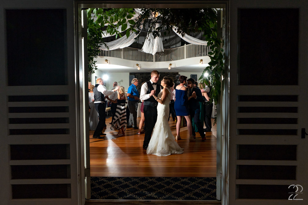 On your wedding day you are surrounded by many people, but the day is really about just you. Let Megan Allen capture your first evening as husband and wife.