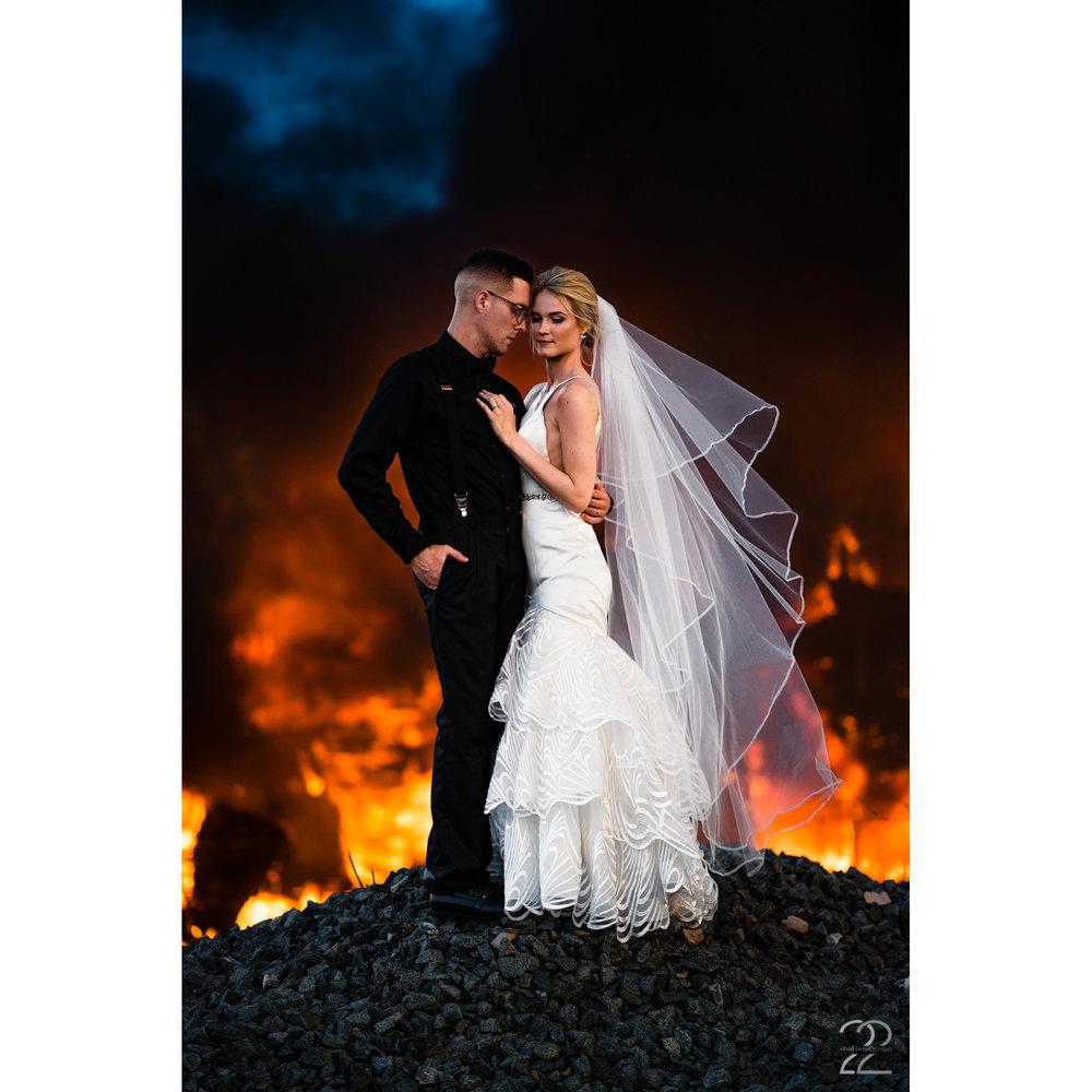 Dayton Wedding Photos