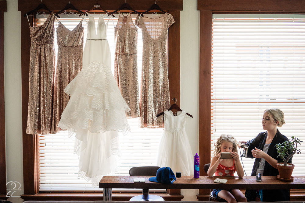 On her wedding day she will remember all of her hopes and dreams from this day when she was first a part of this special ritual. Studio 22 Photography believes that wedding photos allow the next generation to have a glimpse into the past and get transported back in time.