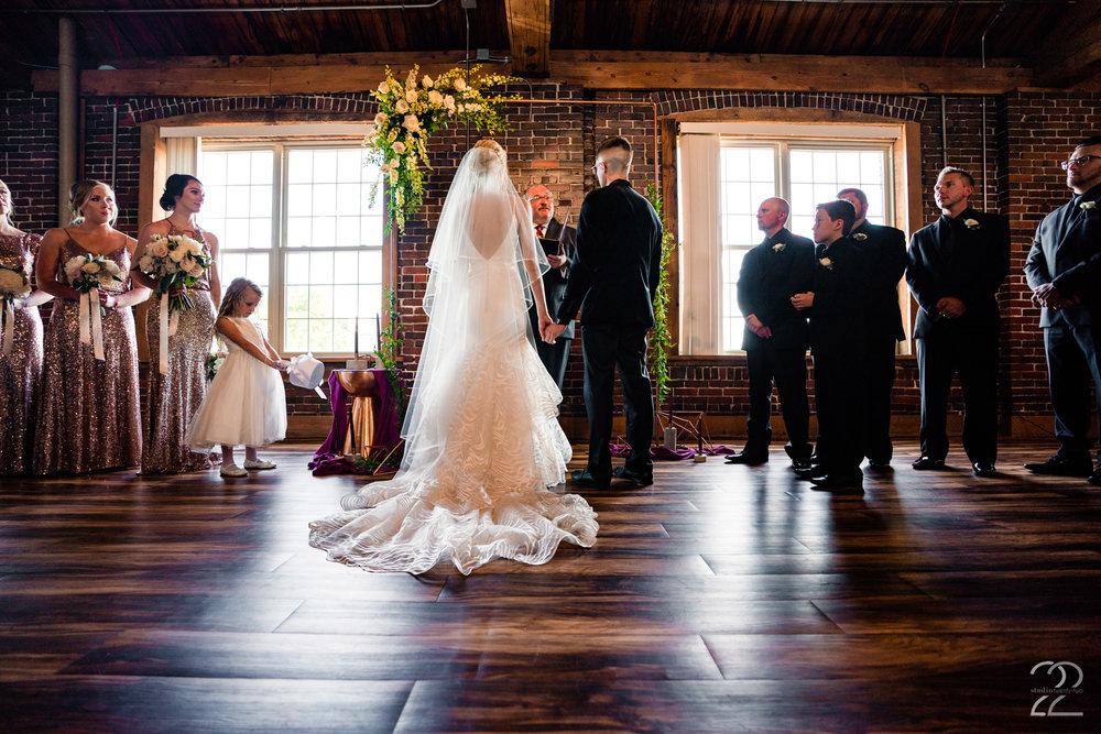 Wedding Photos at Top of the Market
