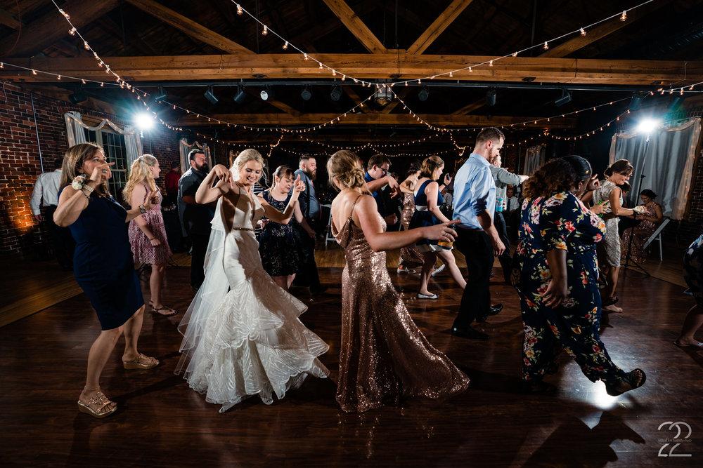 Top of the Market Wedding Photo