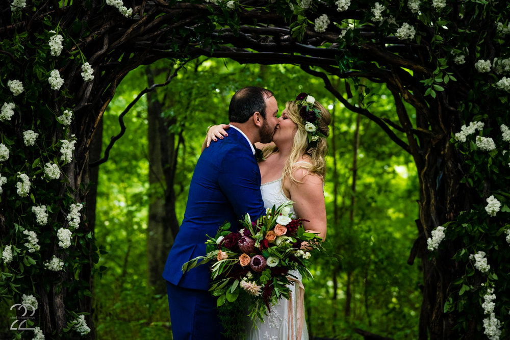 Elizabeth Ann Events pulled off such an outstanding forest wedding at Canyon Run Ranch along with Sherwood Florist. It makes our job easy when the venue and the couple look this good!