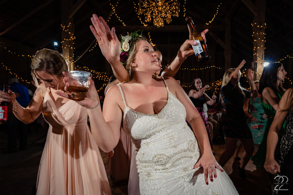 Getting right in the action is important to Studio 22 Photography because when you look back on your photographs of your wedding day, you want to feel like you are right back on that dance floor with your favorite people, not watching from the sidelines.