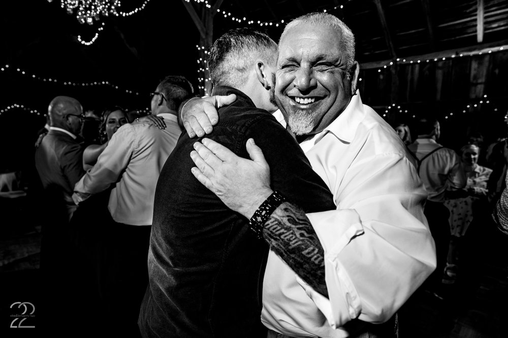 The core of what makes amazing weddings is the emotions shared by everyone. The love celebrated isn't just between the couple, but all the guests as well. Megan Allen makes it her mission to show this in all her photographs.