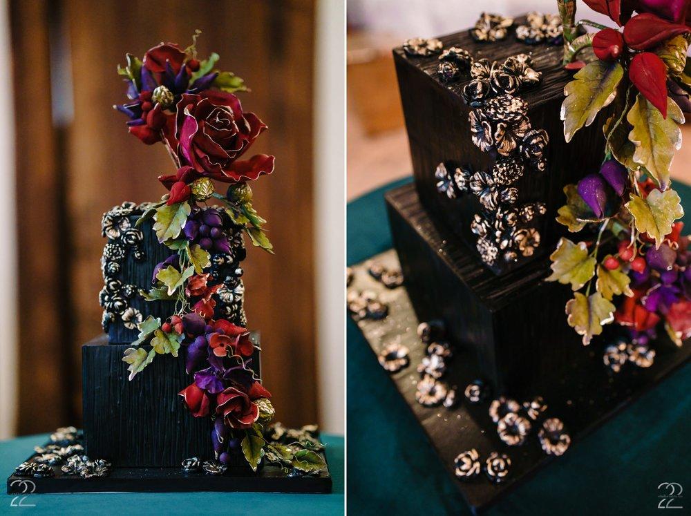 Unique Wedding Cake Ideas - Studio 22 Photography