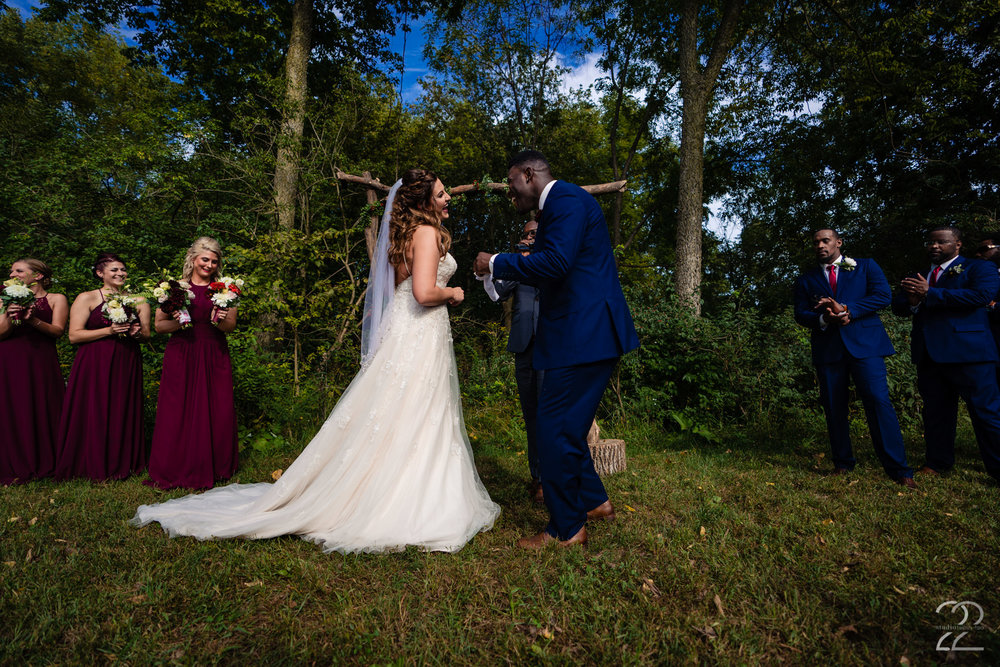 Dayton Wedding Photographers - Orrmont Estate Wedding - Studio 22 Photography