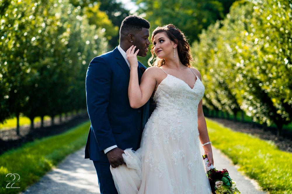 Weddings at Orrmont Estate - Best Wedding Photographers in Dayton - Studio 22 Photography