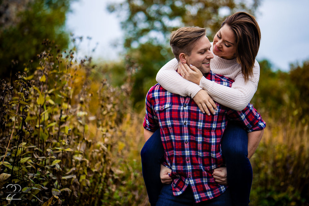 Whether walking in downtown Dayton, cuddling to stay warm in the frigid temperatures of Iceland, or going for a piggyback ride in Chicago Megan at Studio 22 Photography is ready to capture your story.