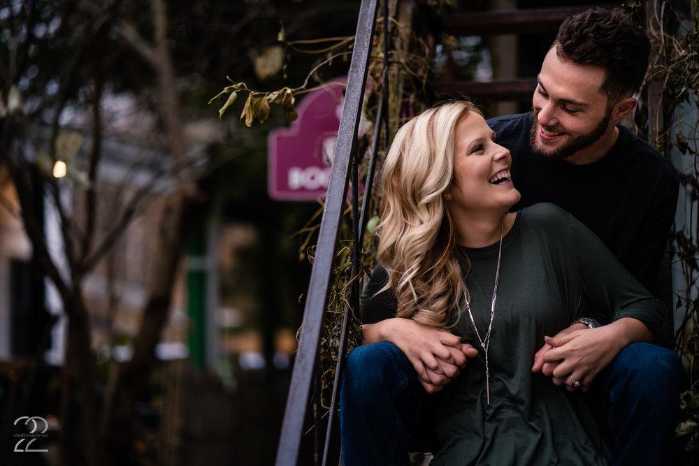 Best Dayton Wedding Photographers - Yellow Springs Engagement Photos - Columbus Engagement Photos