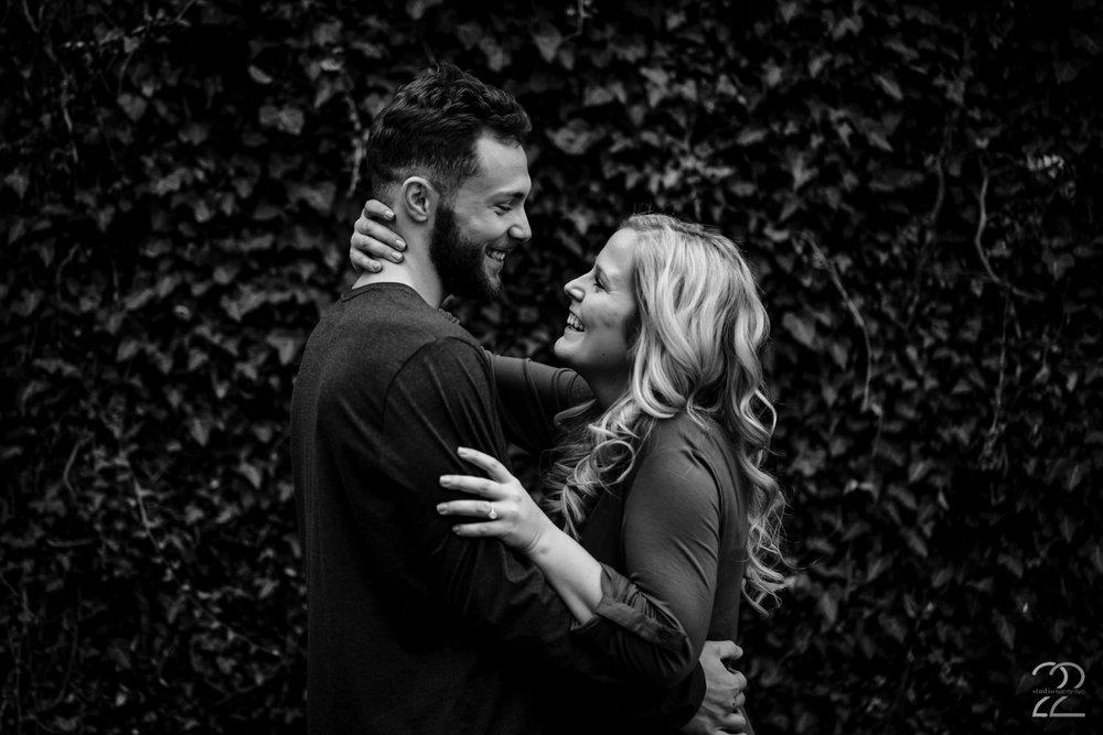 Cincinnati Engagement Photos - Engagement Photos in Yellow Springs - Dayton Wedding Photographer