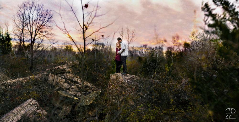 Dayton Engagement Photos - Best Cincinnati Wedding Photographers - Studio 22 Photography