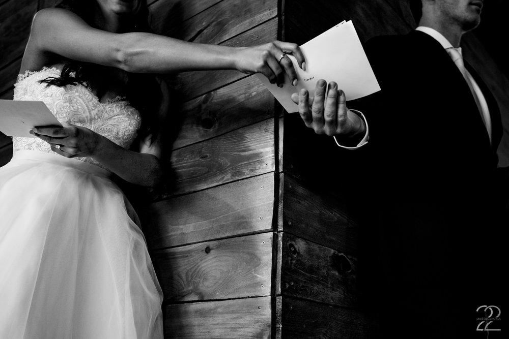 Wedding Letters - Cincinnati Wedding Photographers - Studio 22 Photography