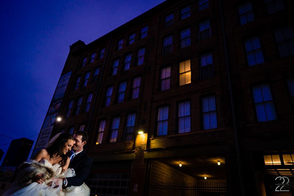 Dayton Wedding Photos - The Cannery Dayton - Wedding Photographers in Cincinnati