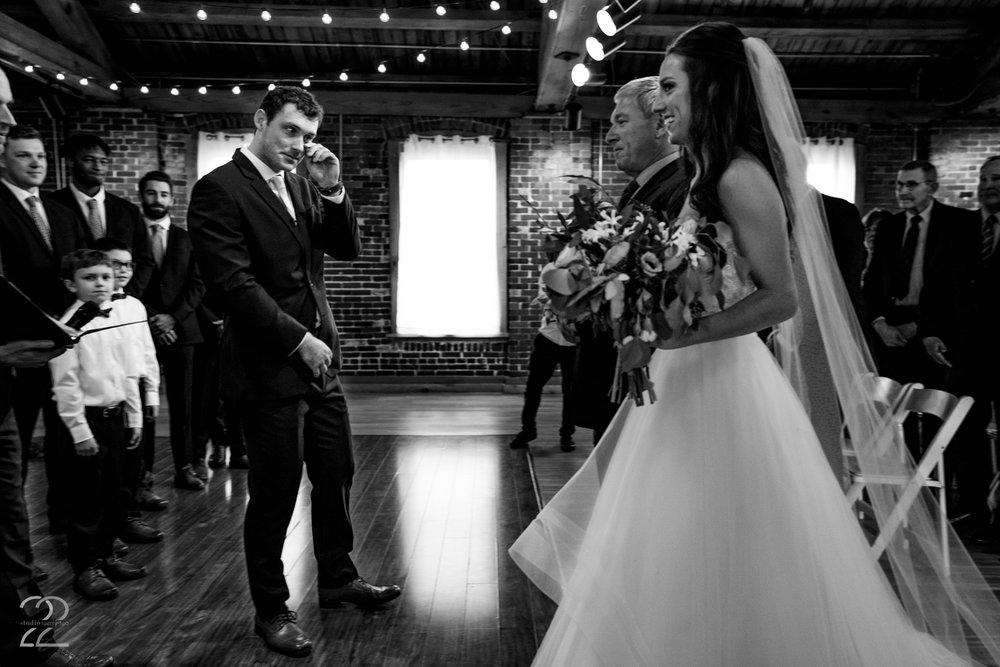 Top of the Market Weddings - Dayton Wedding Venues