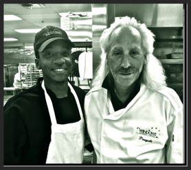 Chef Kyler's Mentor- Chef Pasquale Ingenito