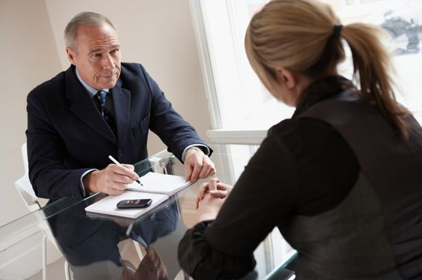 one on one hiring interview