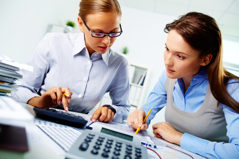 accountant and bookkeeper collaboration