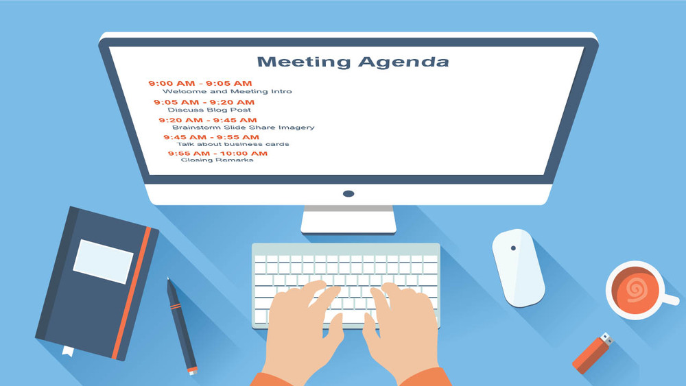 business agenda planning