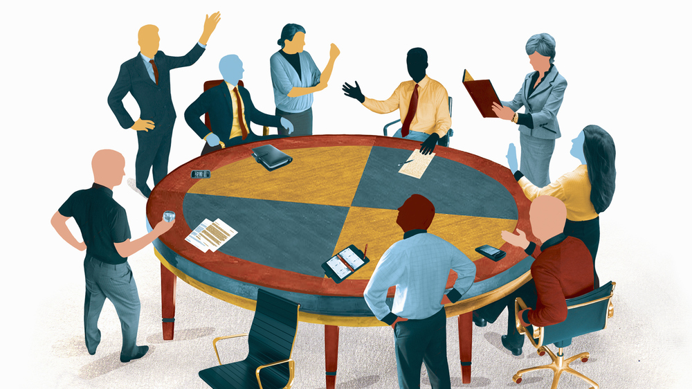 10 guidelines for productive and effective business meetings link