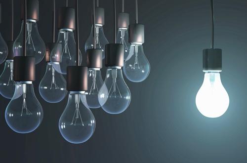 lightbulbs ideas