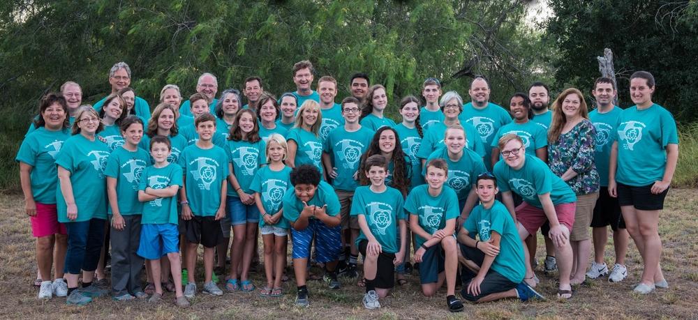 South Texas Mission Trip 2016