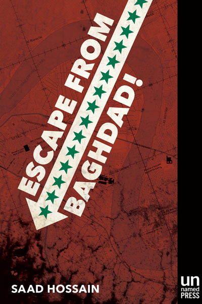 Escape From Baghdad Vice magazine
