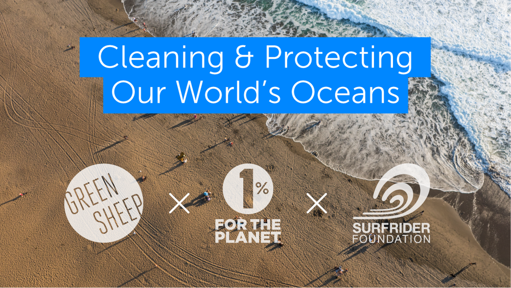 Surfrider Foundation - 1% for the Planet