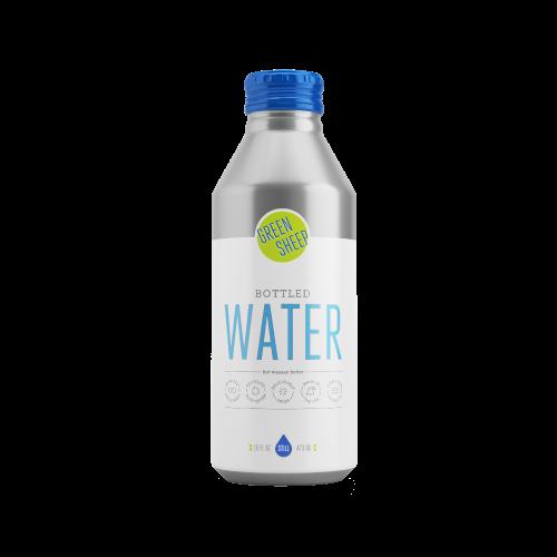 Green Sheep Still Bottled Water